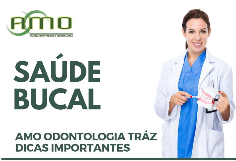 Dicas de saúde bucal Amoodontologia